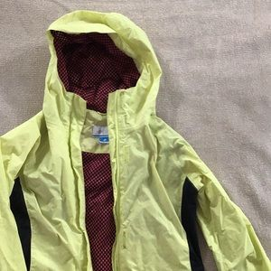 COPY - columbia rain jacket/ windbreaker